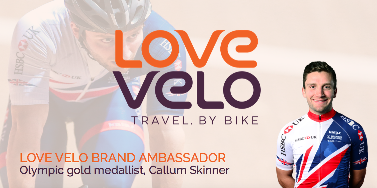 Meet Our New Brand Ambassador - Olympic Hero Callum Skinner