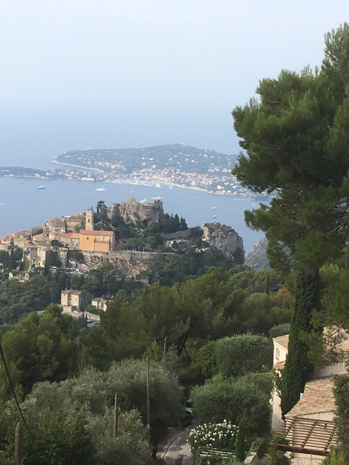 Cycling on the French Riviera