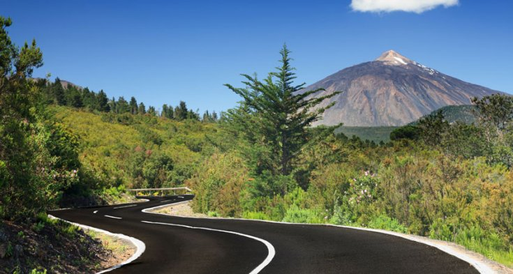 Tenerife is the Island of Eternal Spring