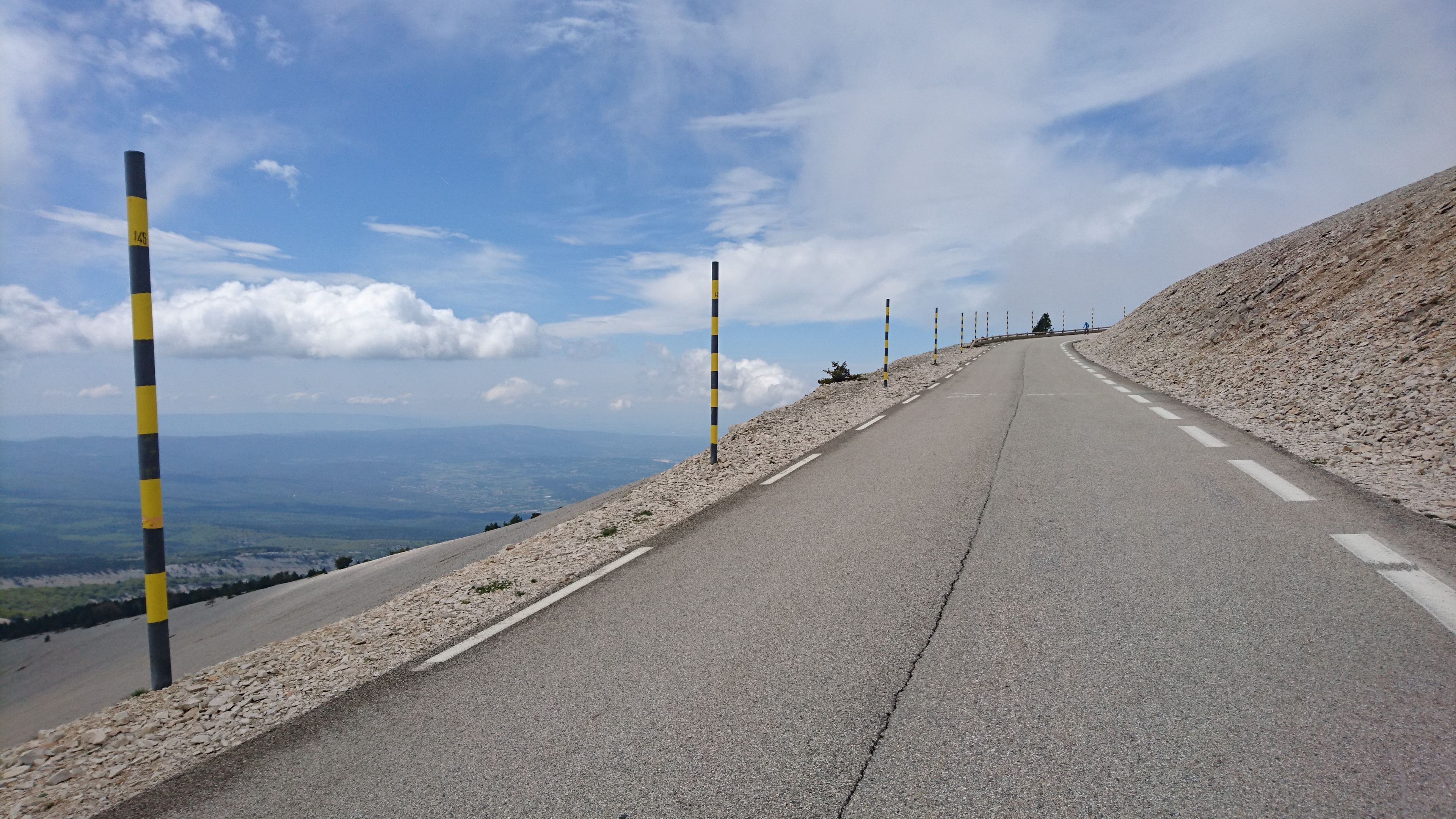 Cycling Mt Ventoux