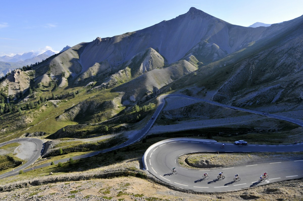 Etape du Tour & the Col d'Izoard