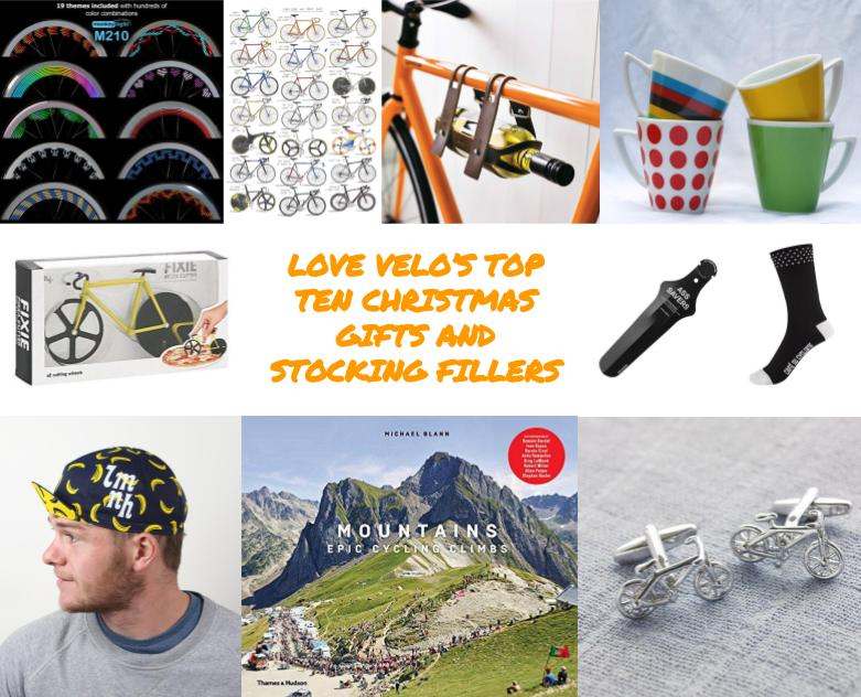 Love Velo's Christmas Gift Guide